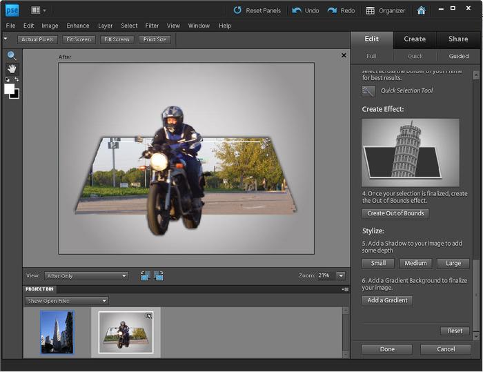 Adobe Photoshop Elements Скачать - фото 5
