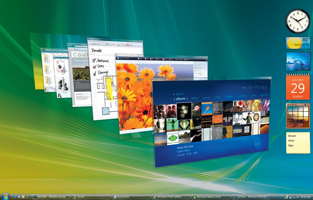 Бесплатно скачать Windows Vista - v 2.3 - jar без регистрации.