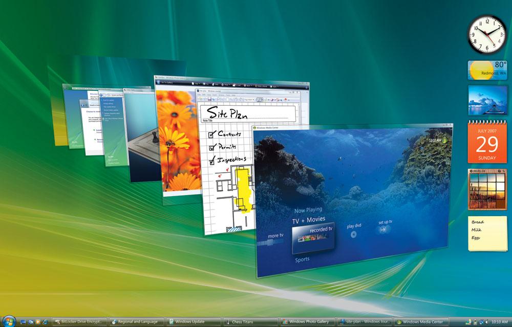 Windows виста - фото 6