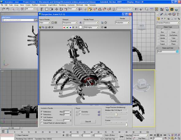 Autodesk 3DS Max 2009 Колекция плагинов 32&64 bit.