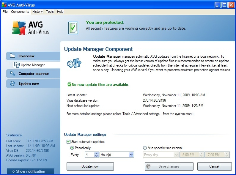 Google avg anti virus