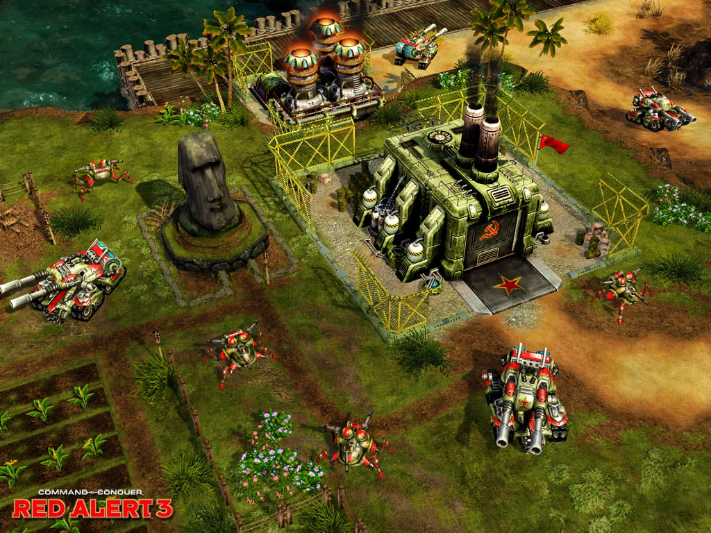 Command & Conquer: Red Alert 3 2008