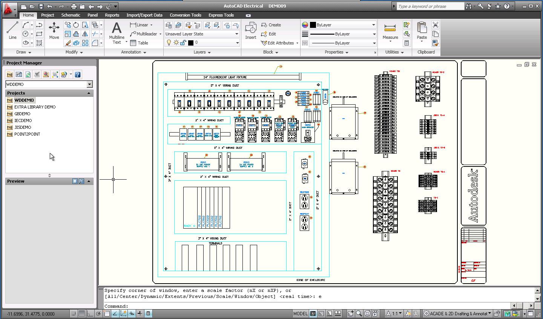 Autodesk Autocad Electrical 2011